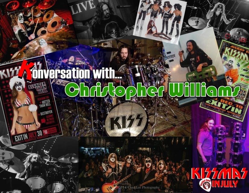 Christopher Williams Accept Interview KISS decibel geek podcast episode 247