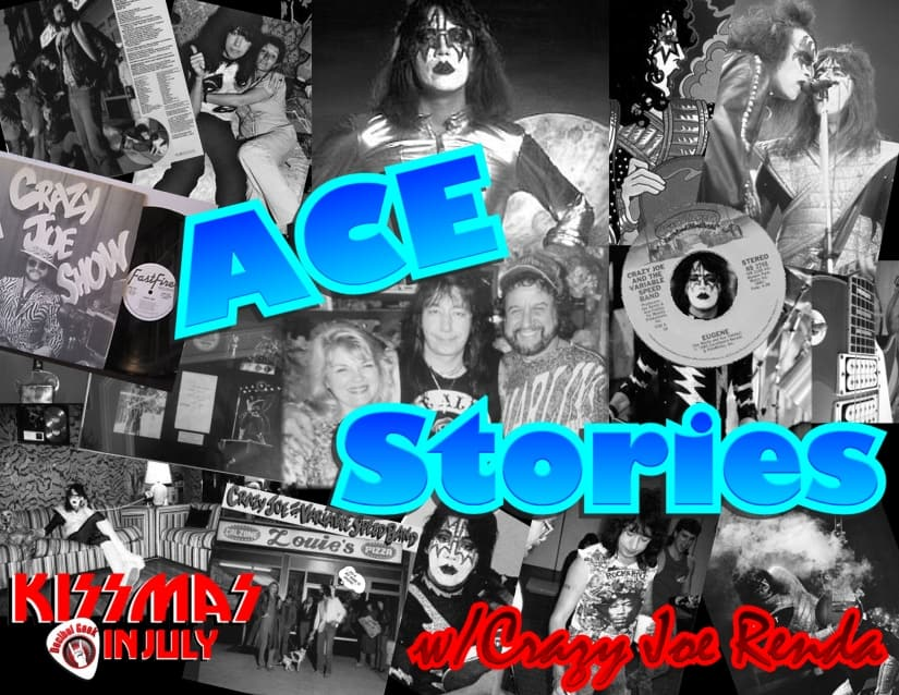 Ace Stories with Crazy Joe Renda decibel geek podcast episode 249