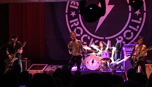 Buckcherry Live in Cleveland