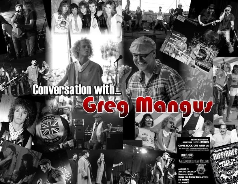 Greg Mangus
