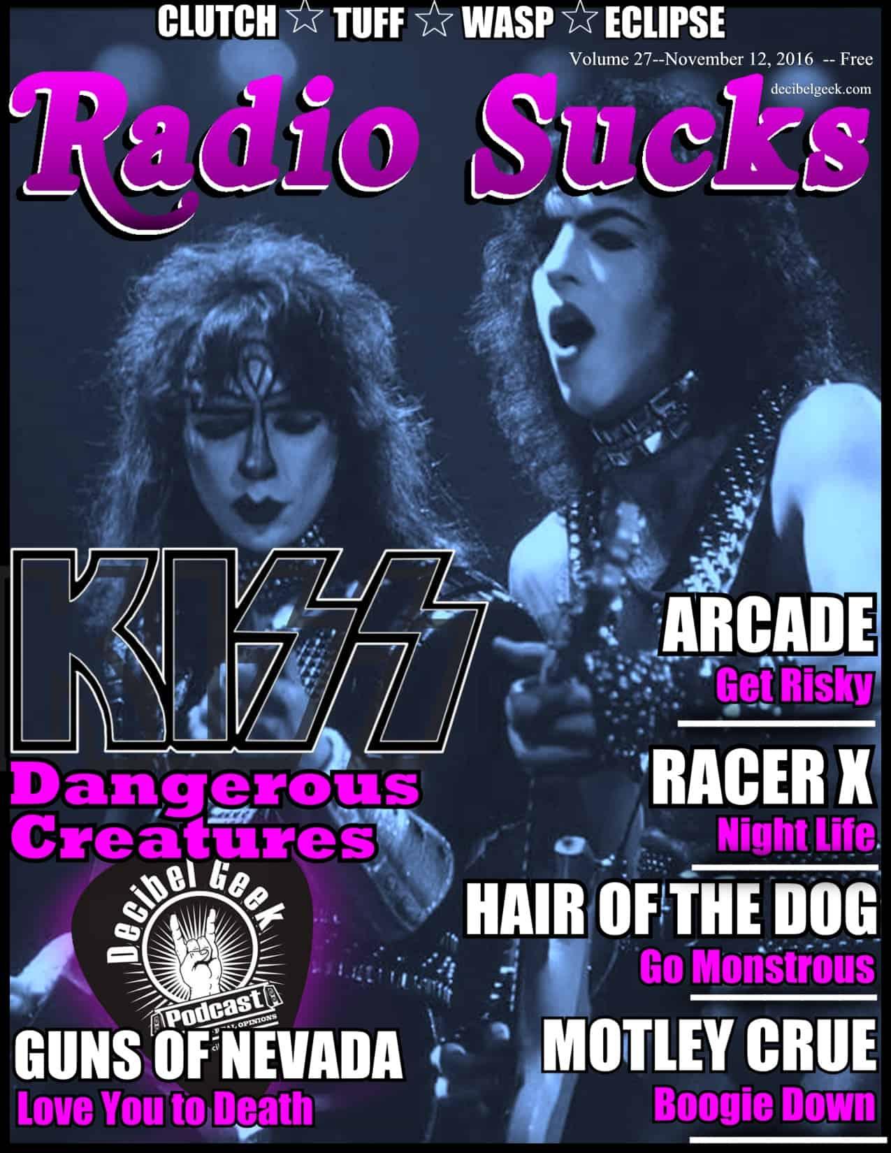 radio sucks radio show volume 27 decibel geek podcast episode 262