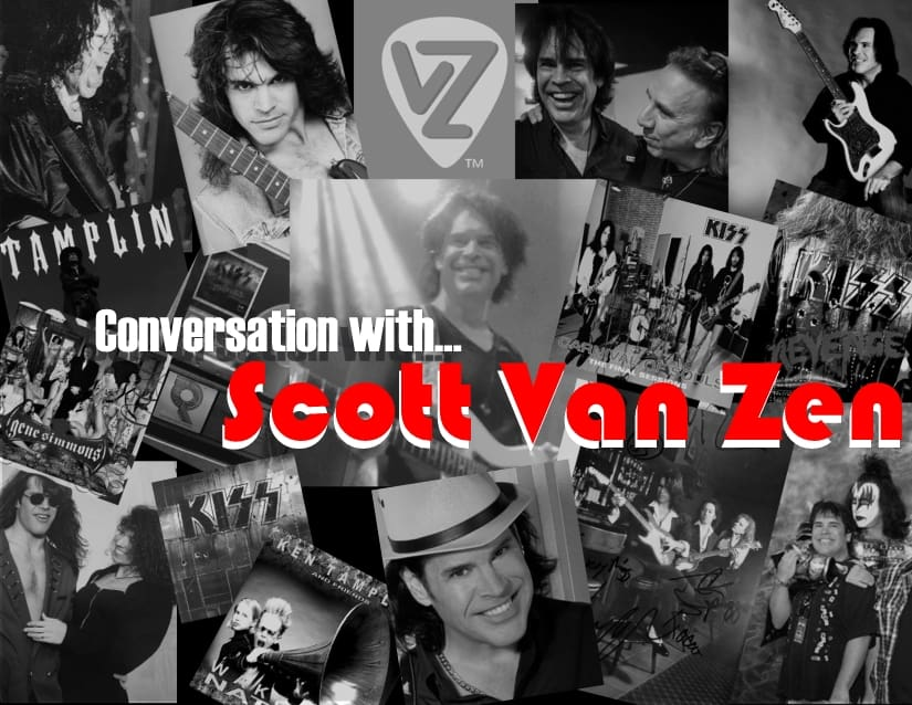 scott van zen kiss gene simmons decibel geek episode 280