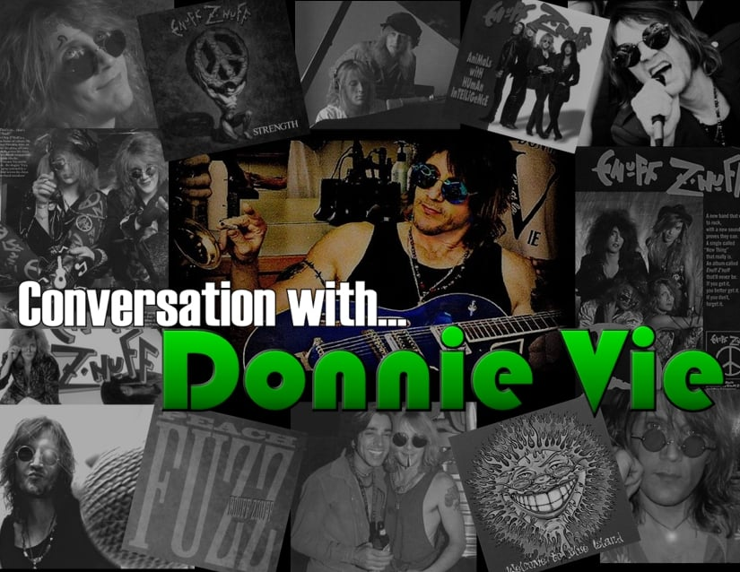 Conversation with Donnie Vie