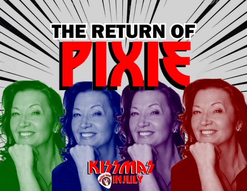the return of pixie esmond kissmas decibel geek podcast