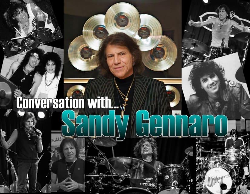 sandy gennaro decibel geek podcast conversation interview