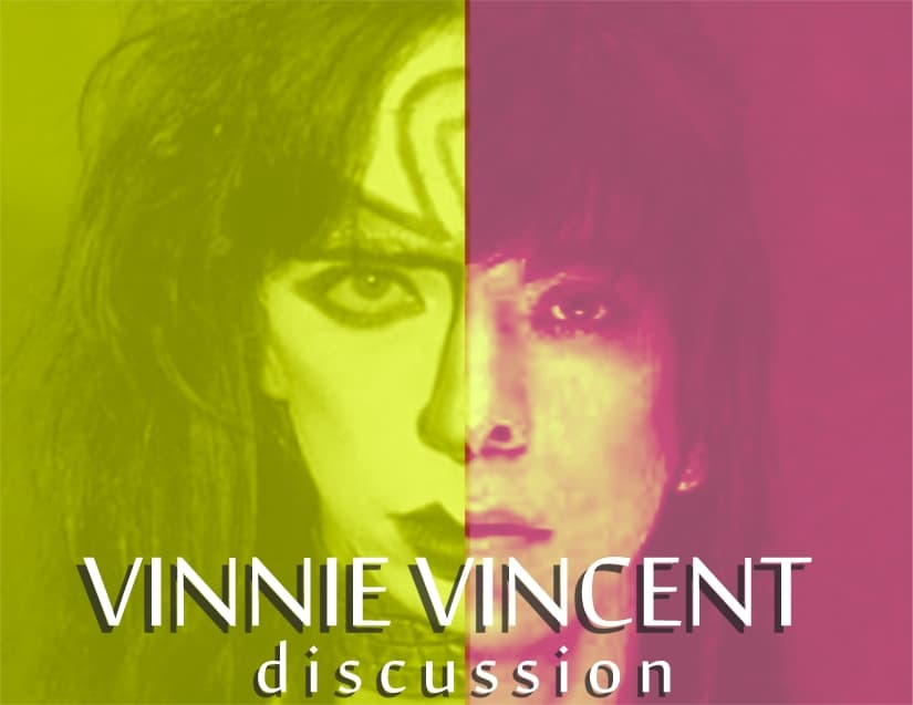 Vinnie Vincent Discussion