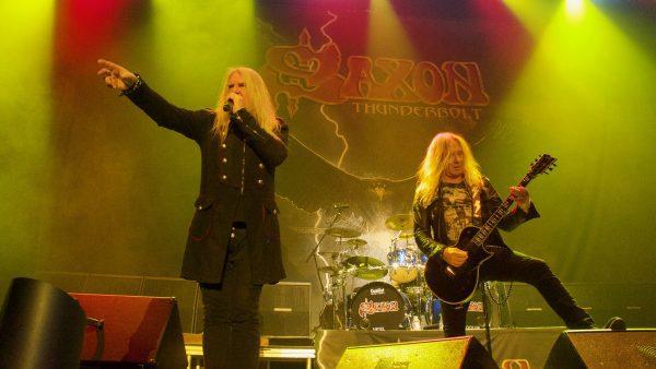 Saxon Concert Review 2018