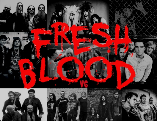 fresh blood v6 decibel geek podcast