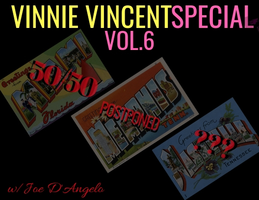 Vinnie Vincent Special vol6