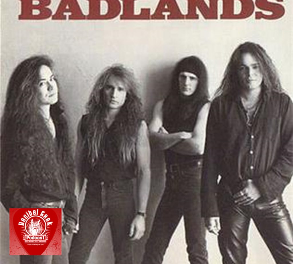 Badlands band