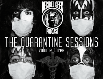 Quarantine Sessions Vol3 KISS