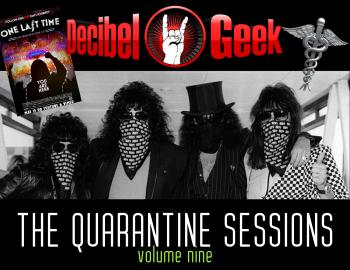 Quarantine Sessions Vol9
