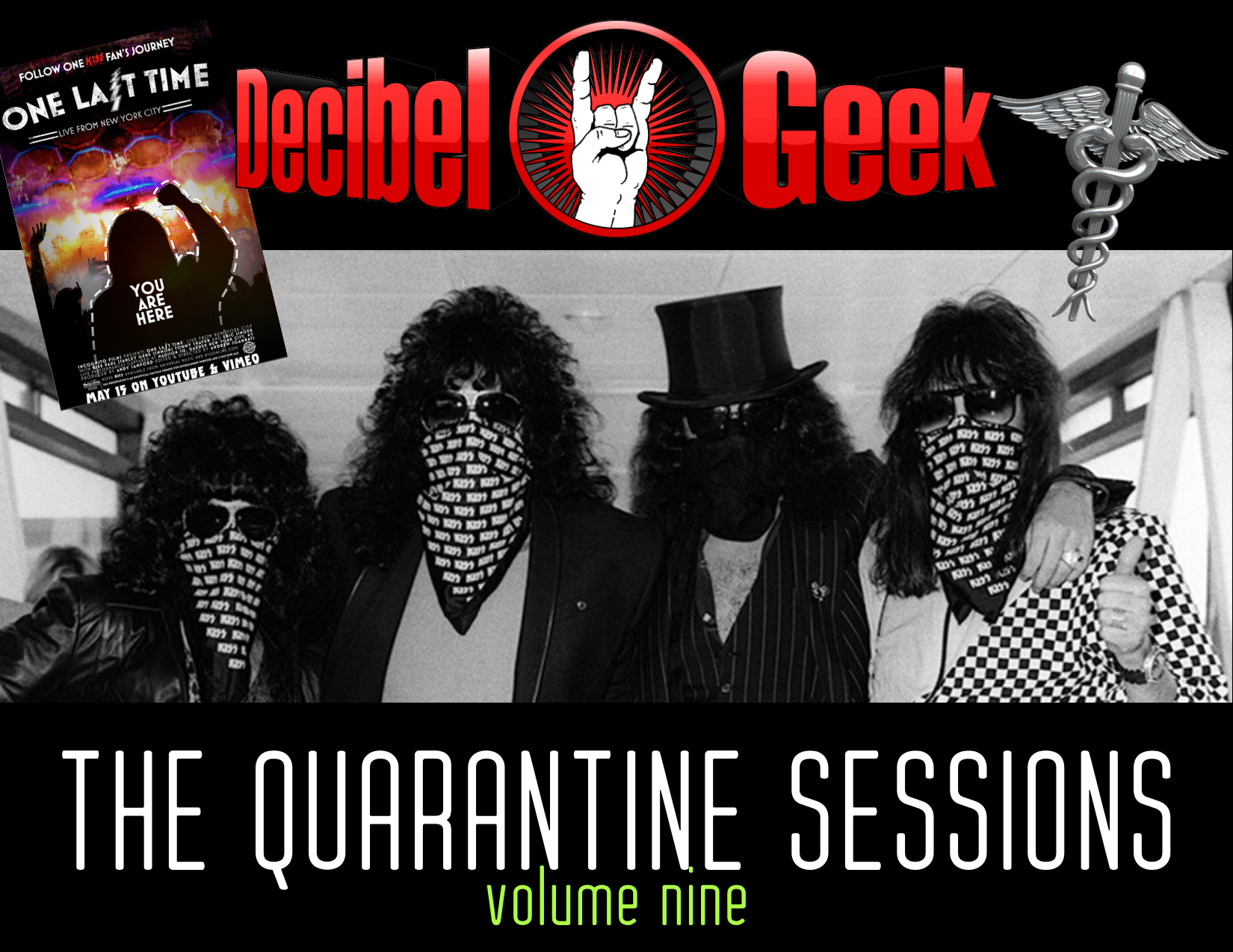 Quarantine Sessions Vol9