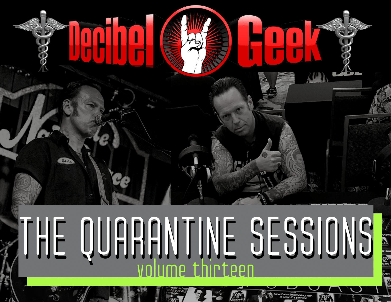 Quarantine Sessions Vol13