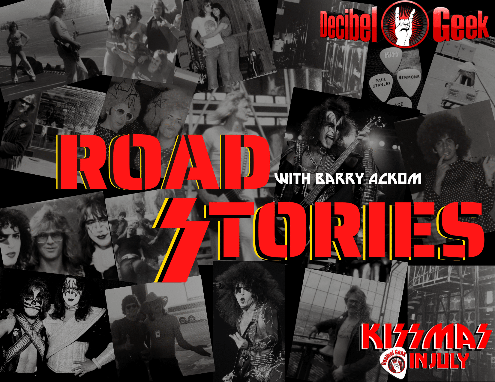 Road Stories Barry Ackom
