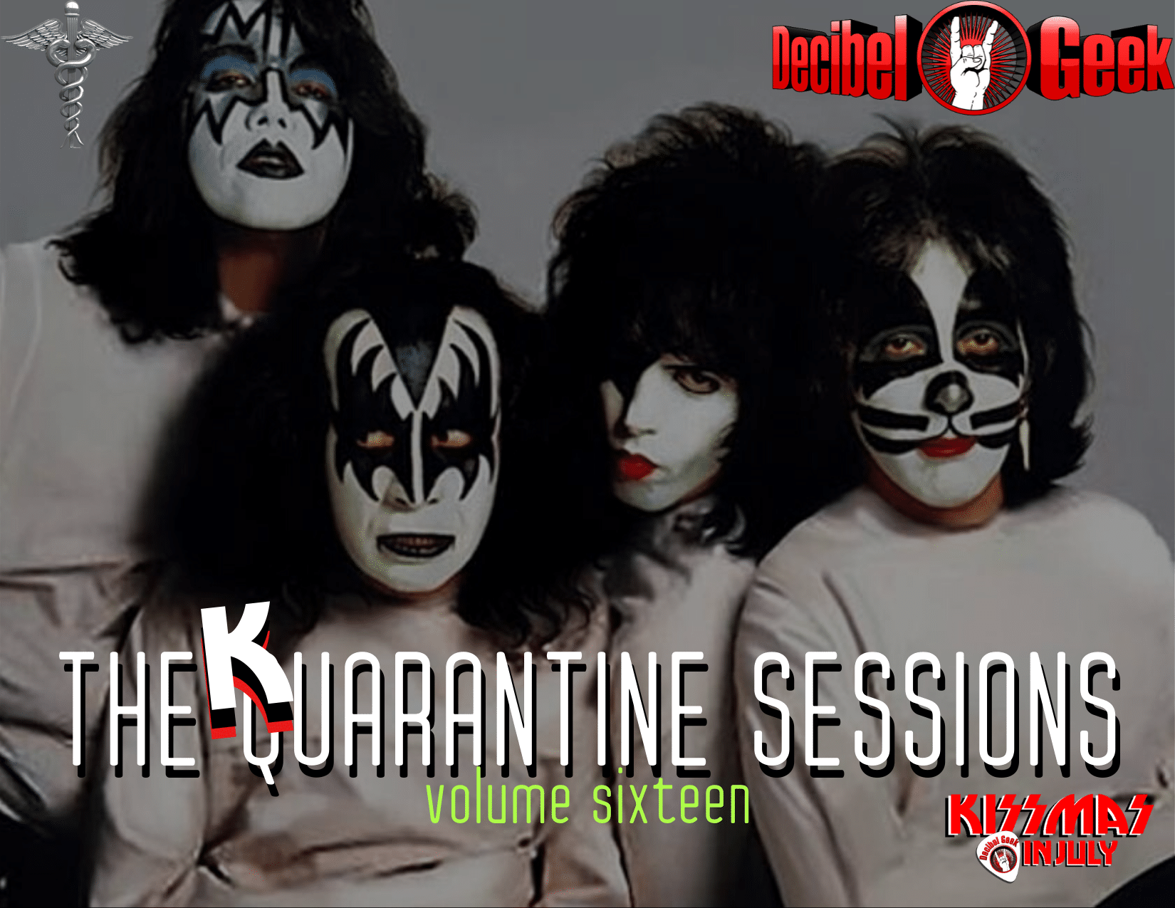 The Quarantine Sessions Vol16 Kiss