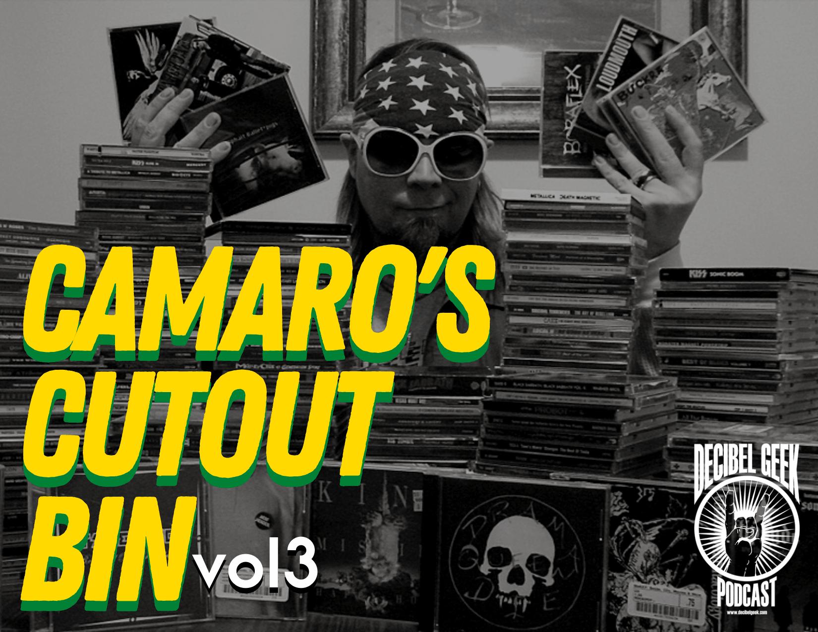 Camaro's Cutout Bin