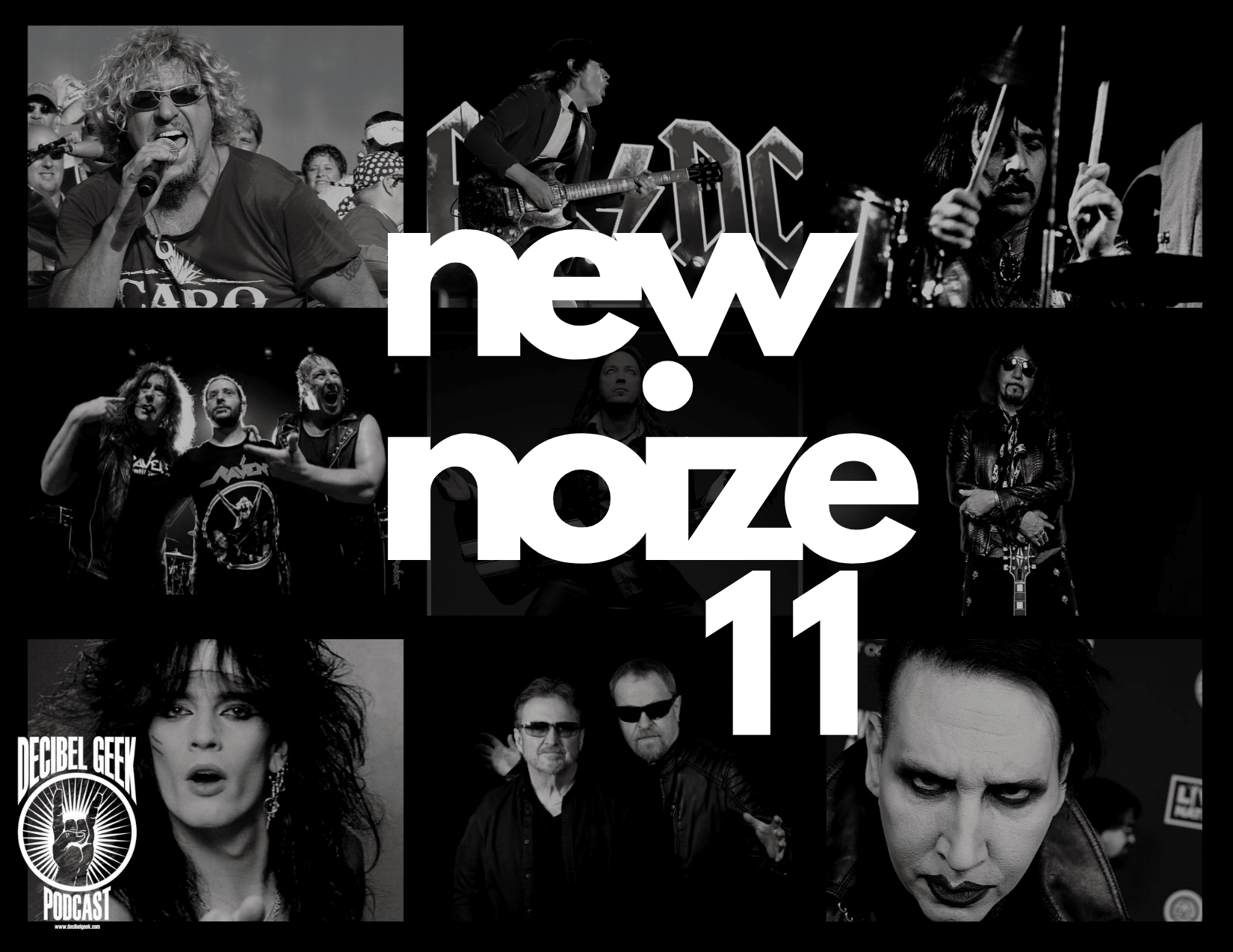 new noize 11, rock, metal, music, ace frehely, ozzy, marilyn manson