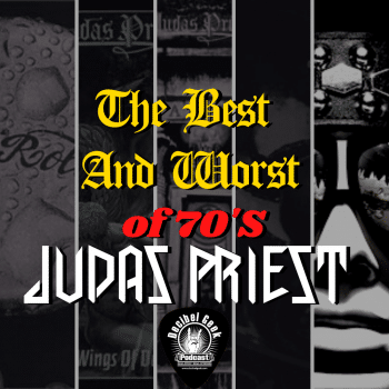Best And Worst of 70's Judas Priest