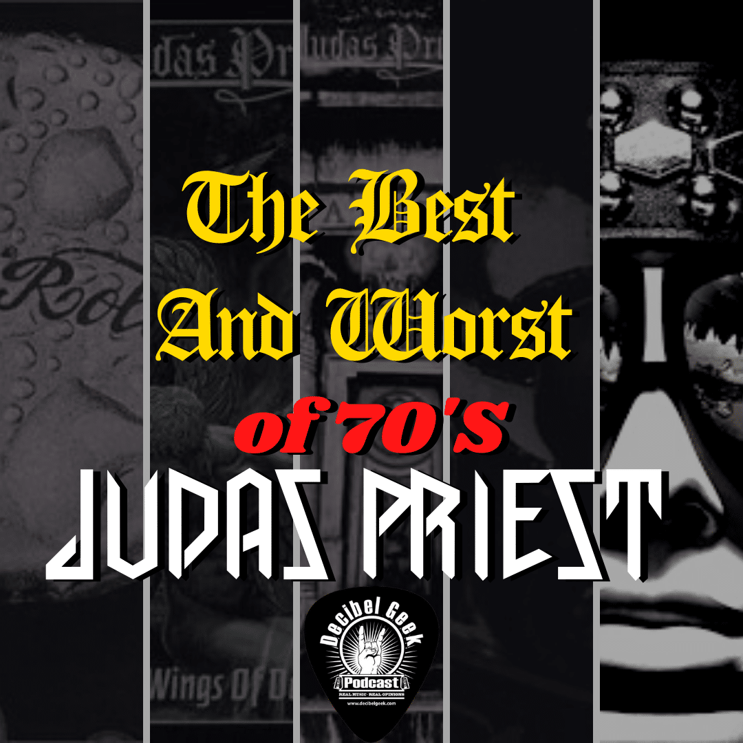 Best And Worst of 70's Judas Priest