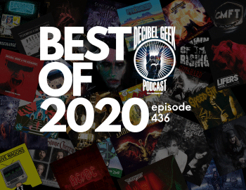 Best of 2020 rock metal music