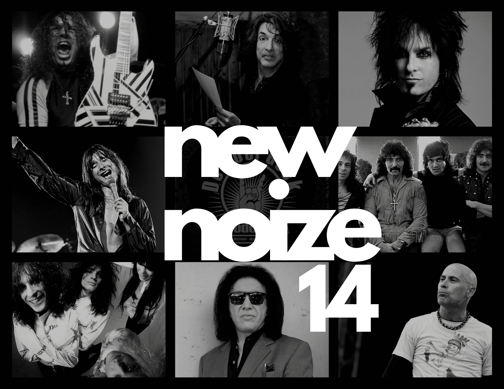 new noize, decibel geek, rock, metal, news, kiss, motley crue, anthrax, journey