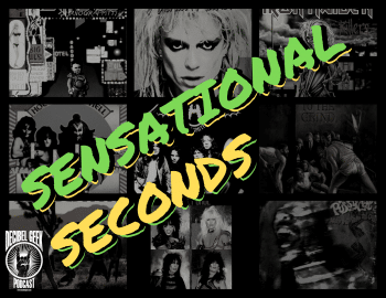 sensational seconds, rock, metal, extreme, iron maiden, metallica, kiss, ozzy, rock, metal