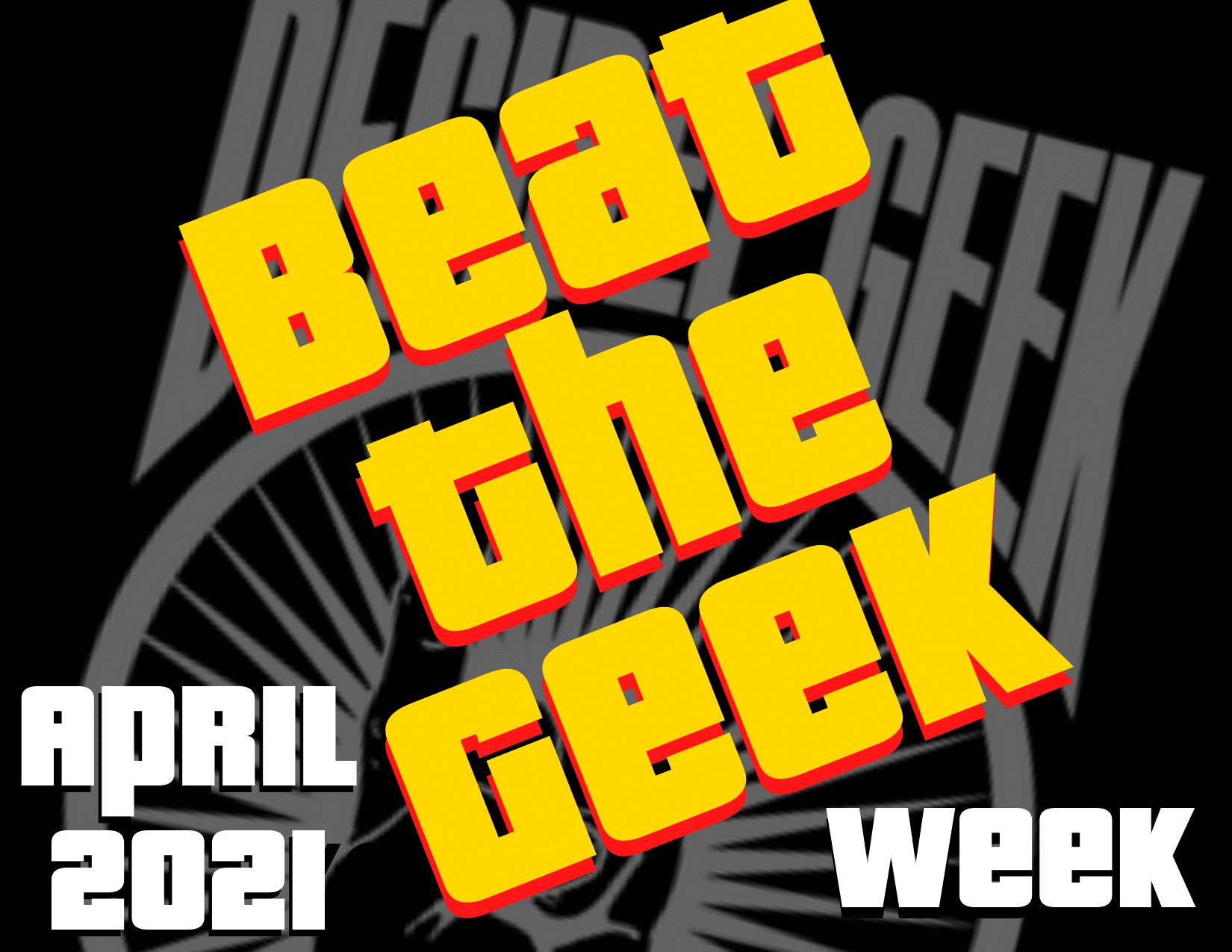 Beat the Geek Week, rock, metal, triva, game show