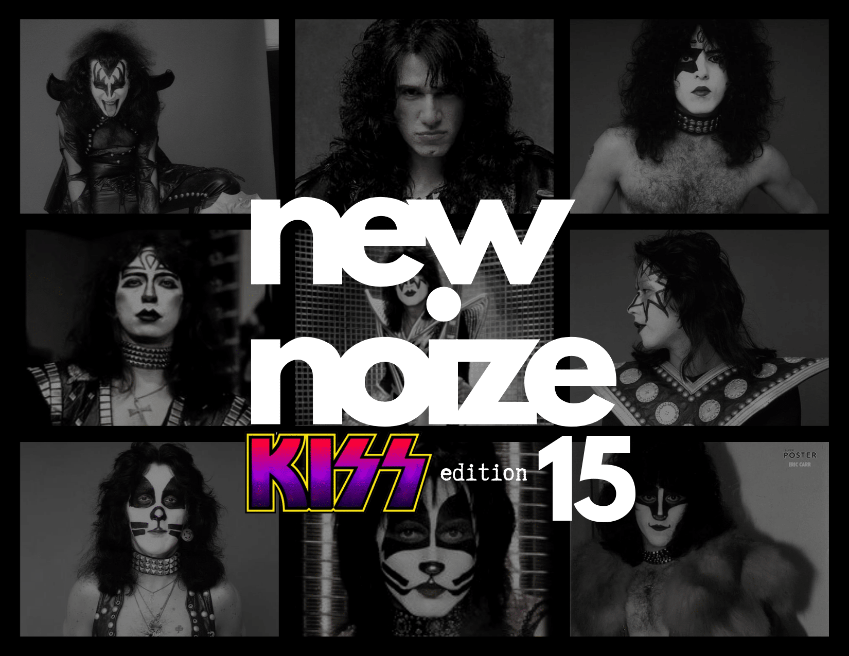 New Noize 15 KISS edition