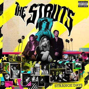 The Struts - Strange Days album cover
