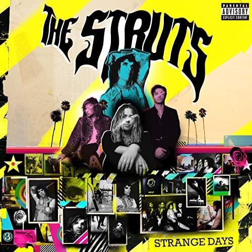 The Struts - Strange Days album cover