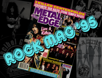 rock mag 95, metal edge, magazine, decibel geek, podcast