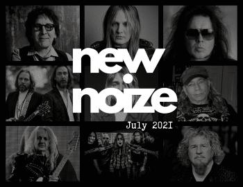 New Noize July 2021, rock, metal, news