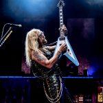 Richie Faulkner Judas Priest 50 Years of Metal Tour MDG Rock Photography Virginia Beach Amphitheater September 9 2021
