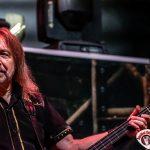 Ian Hill Judas Priest 50 Years of Metal Tour MDG Rock Photography Virginia Beach Amphitheater September 9 2021
