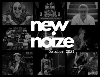 new noize, david lee roth, ozzy, the who, tesla, ramones, judas priest, kiss, rock, metal, news